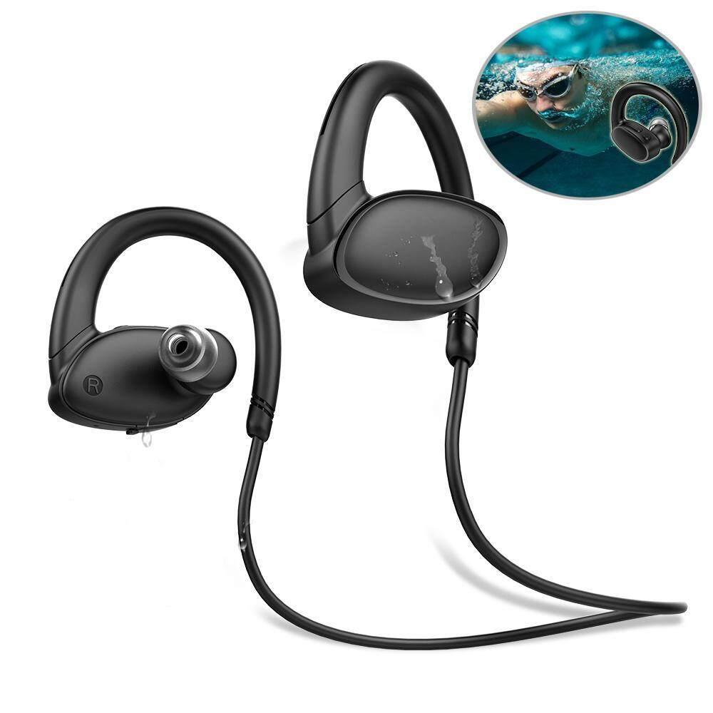 8be333bf314 leegoal Bluetooth Headphones, Small Target Best Wireless Sport Earphones W/Mic  IPX7 Waterproof Stable