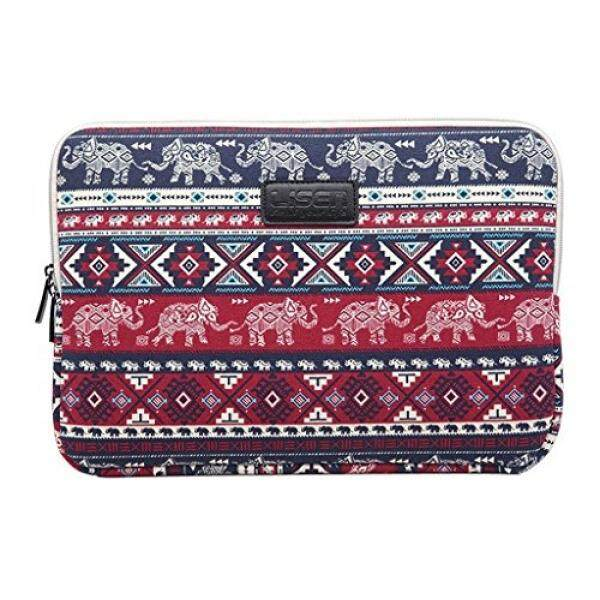 Laptop Sleeves Prime Clearance Sale & Deals Day 2017-Valentoria 13.3 Inch Laptop Sleeve Case-Boheimian Elephant Style Ultrabook Sleeve Macbook Bag For Acer/Asus/Dell/Toshiba/Lenovo/Macbook Pro/Macbook Air (Red) - intl