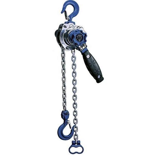 All Material Handling ML005-10 Mini Lever Chain Hoist, 1/2 (0.5) Ton, 10 Lift - intl