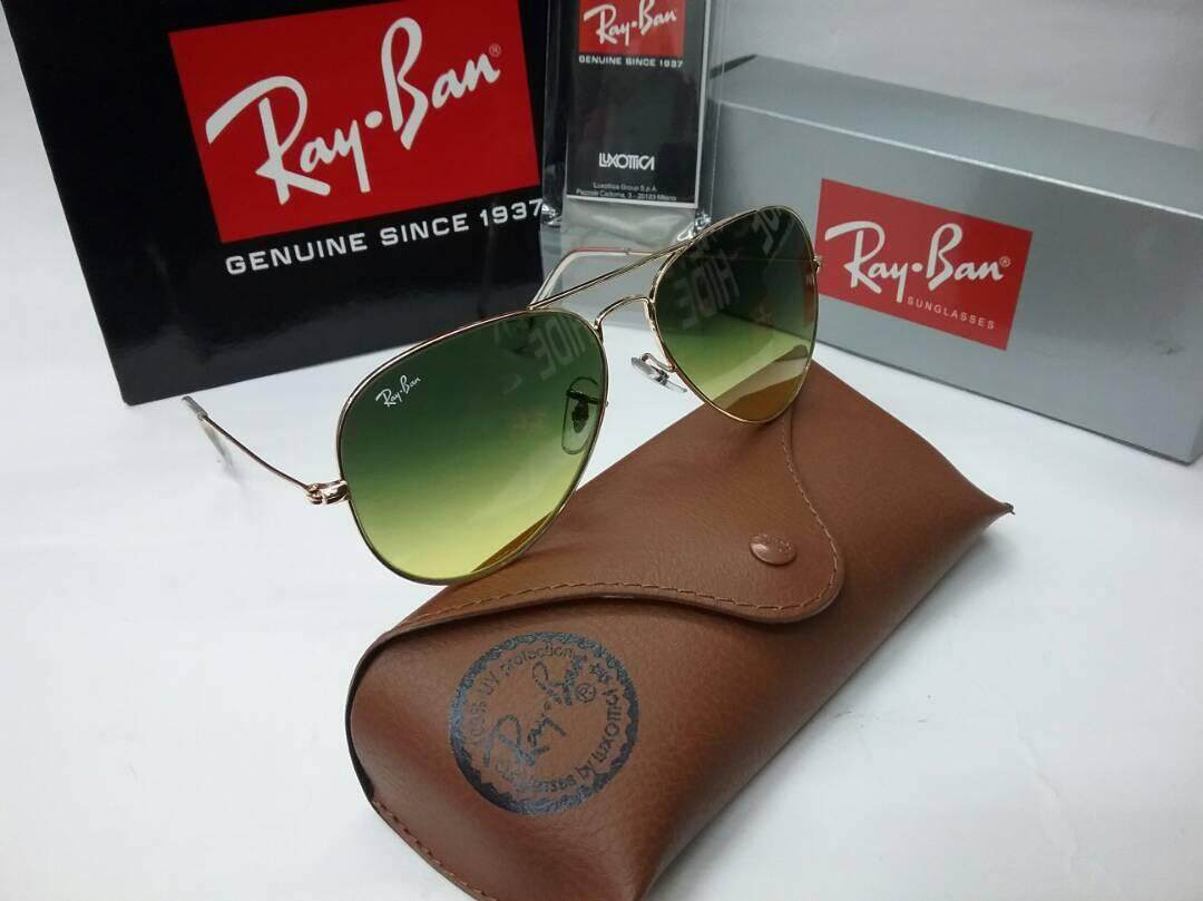 Limited Edition Rayban AVIATOR Collection 2018