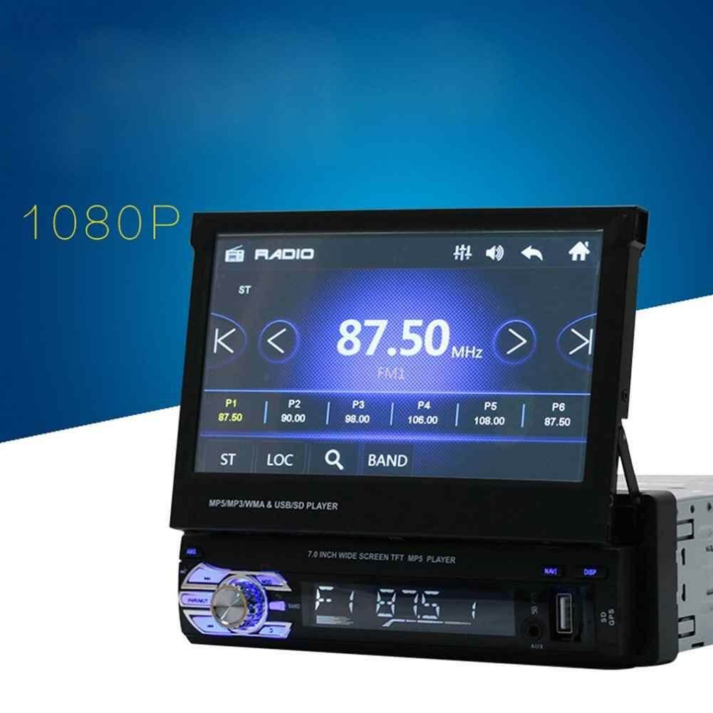 Dsan MP5 Media Player Car Kit GPS Navigation 3D Live-action Map Radio Handsfree