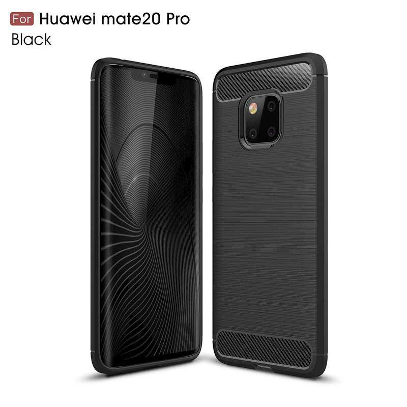 For Huawei Mate 20 Pro, Soft Drawing Silicone Back Cover Protector Case For Huawei Mate