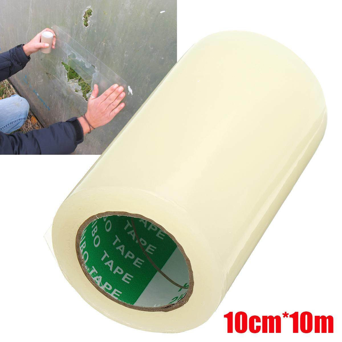 Extra Strong Clear UV Greenhouse PolyTunnel Permanent Repair Tape
