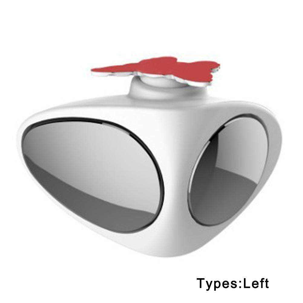 Universal Blind Spot Cermin Adjustable Mobil Kaca Sudut Lebar Tambahan By Wanmin56.