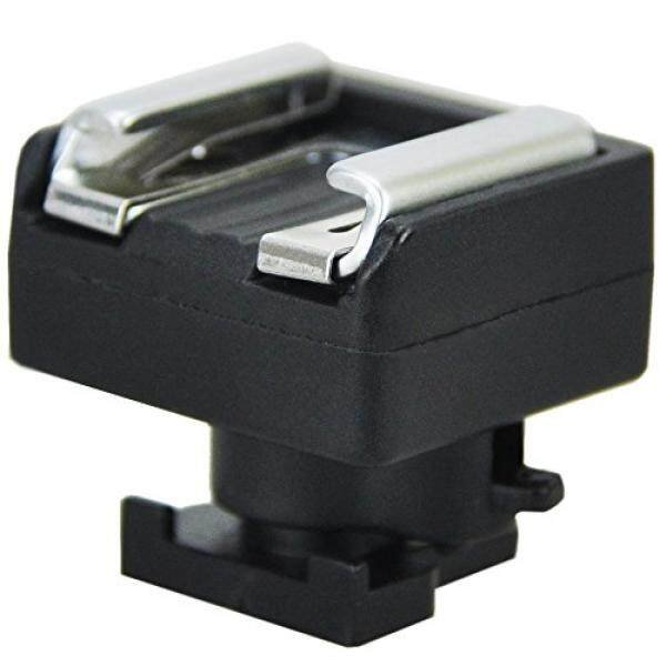 JJC Microphone & LED Light Shoe Adapter Converter for Canon Camcorder with Mini Advanced Shoe Such As Canon VIXIA GX10/HF S10 S20 S30 S100 S200/HF20 HF21 HF200/LEGRIA HF G40 G30 G20 G10 M30 M31 M32