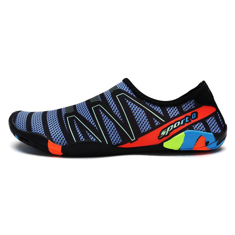 Musim Semi dan Musim Panas Air Sepatu untuk Wanita dan Pria Keluarga Sepatu  Olahraga Sepatu Renang 06a05c6baf