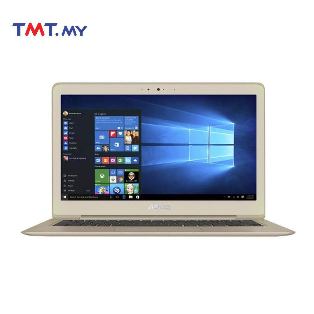 ASUS ZenBook UX430U-AGV402T Laptop  i3-7100U  8GB  256GB SSD  14  W10H - Champagne Gold Malaysia