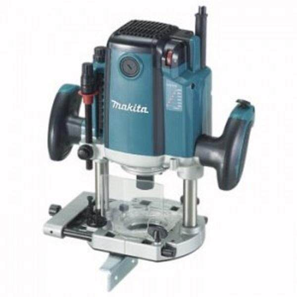 RP2301FC MAKITA 12MM 2100W PLUNGE ROUTER WOODWORKER TRIMMER CARPENTER LAMINATE