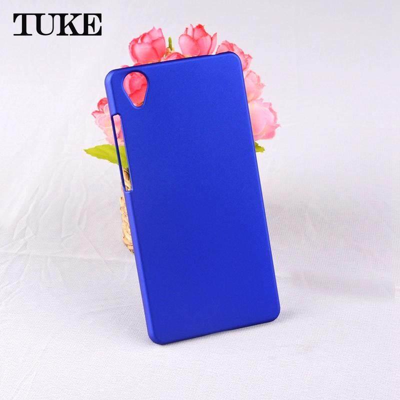 TUKE Case for BBK Vivo Y51 Matte Hard Plastic Back Cover - intl