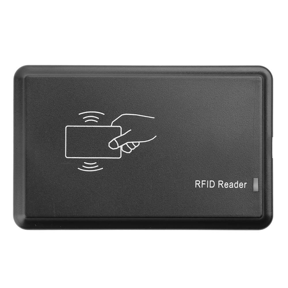 Smart IC Card USB Sensor Reader 14443A Proximity 13.56Mhz RFID Card Reader - intl
