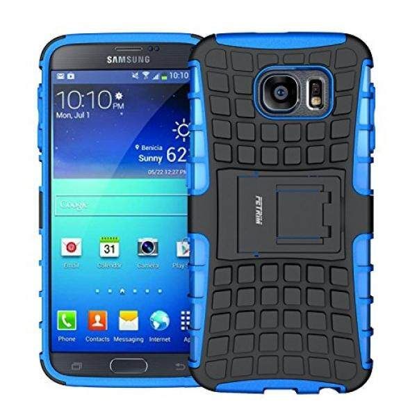 Samsung galaxy S6 Case,Shockproof Slim rugged Case Dual Layer Ultra Protective Rubber Hard Protection