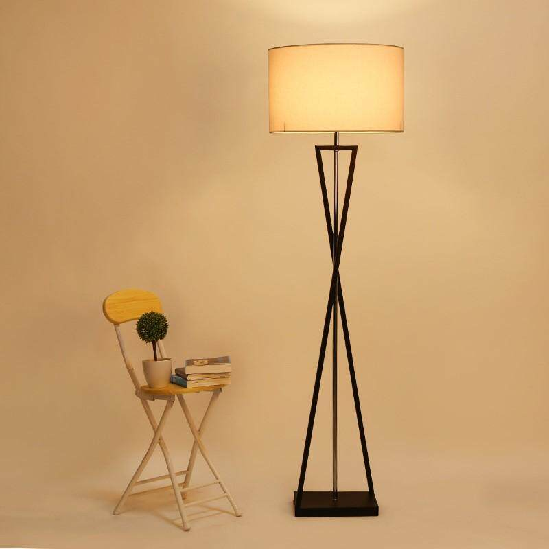 American Creative Concise Fashion Floor Lamp Restaurant Livingroom Bedroom Study Light Decoration Lamp