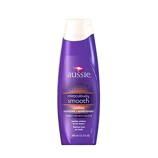 Aussie Miraculously Smooth Conditioner 400ml