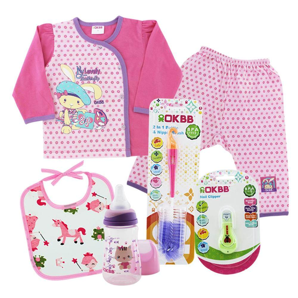 OKBB Standard Value Pack For Baby Girl MS2F27A4A24A13