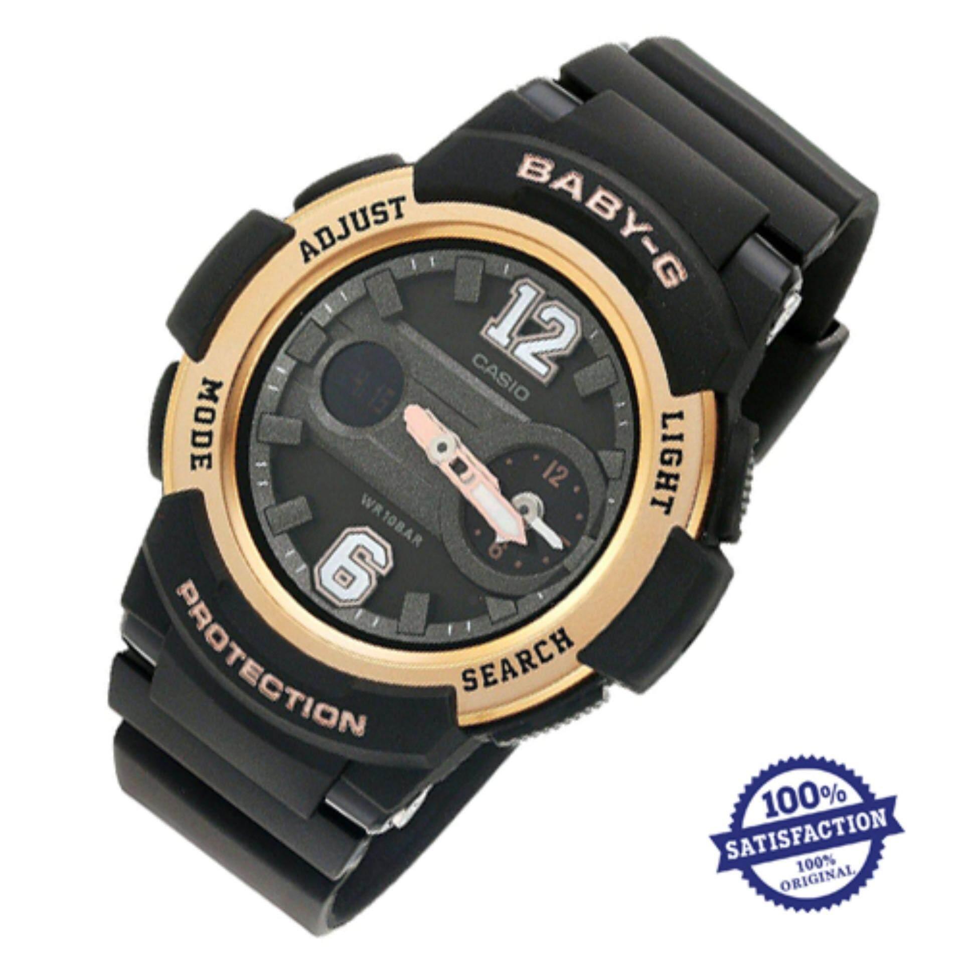 Features Casio Baby G Womens Watch Bga 210 1b Black Dan Harga 190
