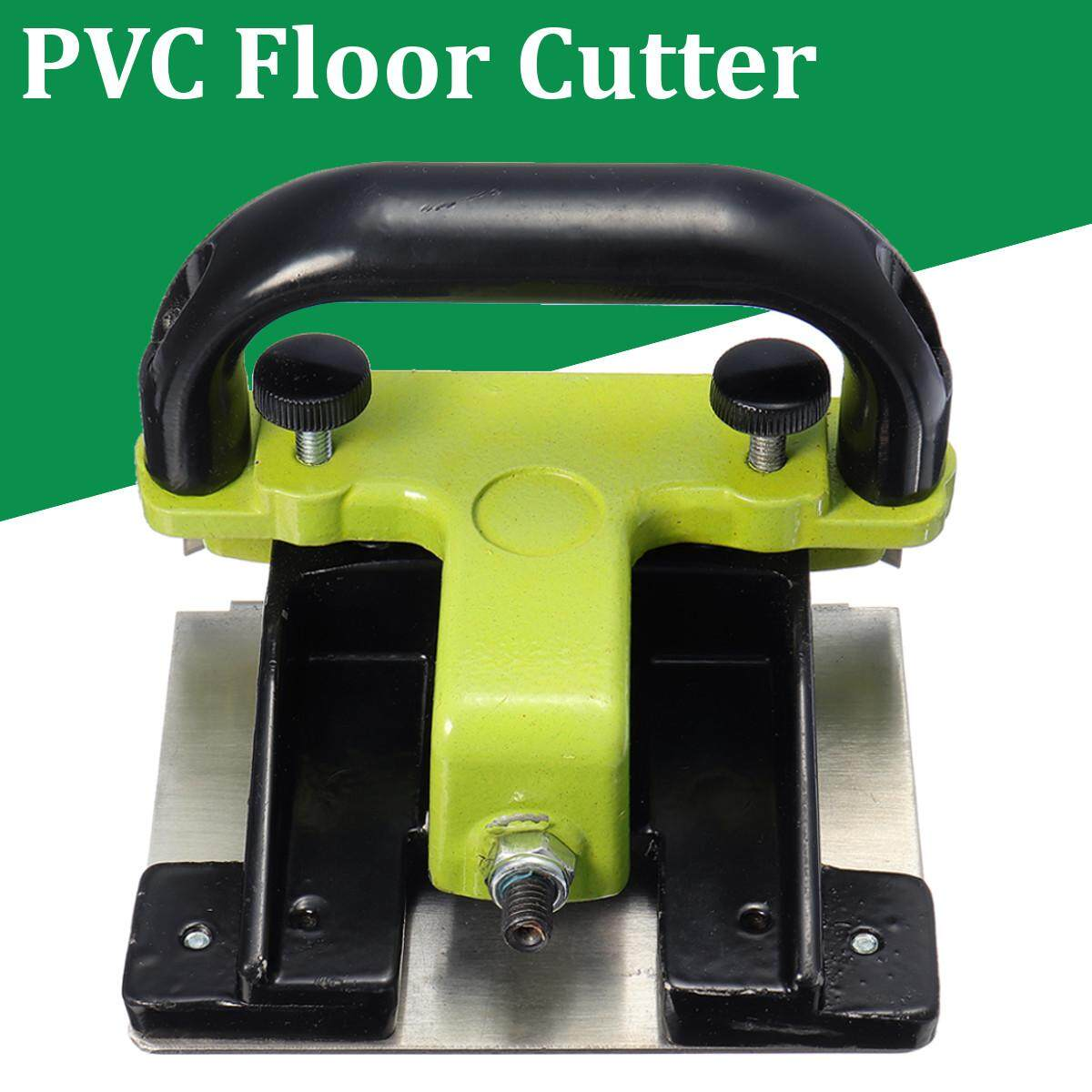 PVC Floor Cutter Flooring Installation Tool Cutting K nife Scrap Trimming Machine