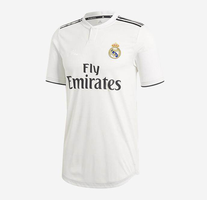 2317b2035 1819 Best Quality Real Madrid HOME AWAY TNIRD Soccer Jersey Football Jersey -intl