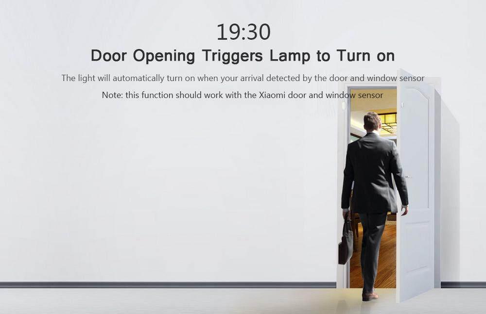 Xiaomi Aqara Smart Light Control Fire Wire and Zero Line Single Key Version