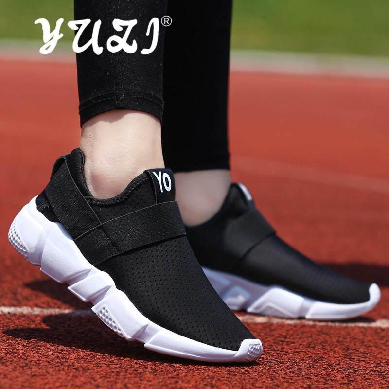 Baru Bernapas Sepatu Pasangan Sepatu Olahraga Pria Berlari Sepatu Pria dan Wanita Sepatu 36-44