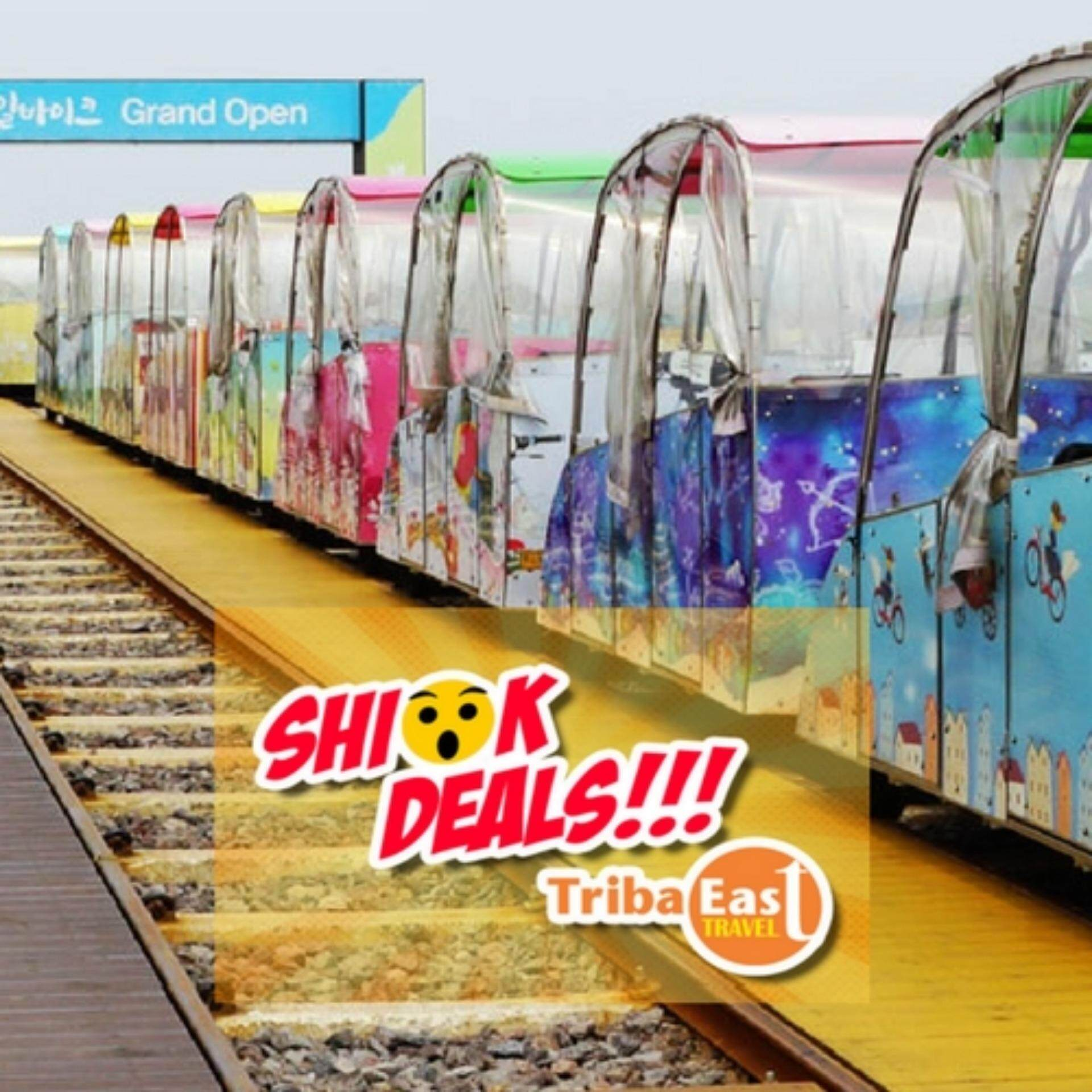 Digital Vouchers Hotel And Tour Buy Singapore Duck Voucher Korea Gangchon Rail Bike 2 Seater