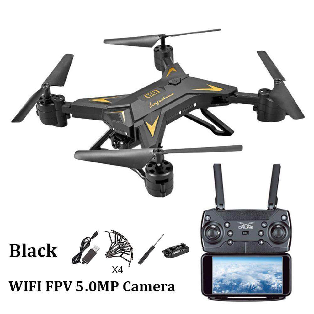 Ky601s Long Battery Life Folding Aerial Photo Drone Altitude Hold Four-Axis Aircraft Wifi Image Transmission Remote Control Aircraft With Built-In Battery By Aokaila.