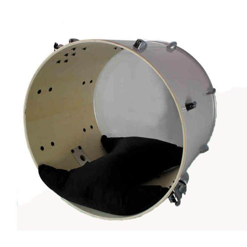 MoonEmbassy Bass Drum Pillow Jazz Drum Set Damper Muffling Tool Accessories
