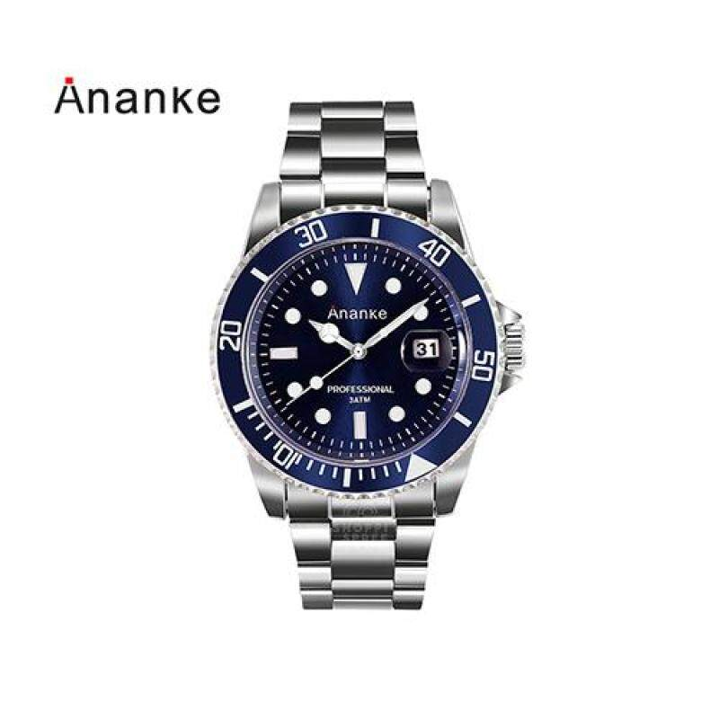 Ananke Mens Casual Quartz Stainless Steel Watch Malaysia