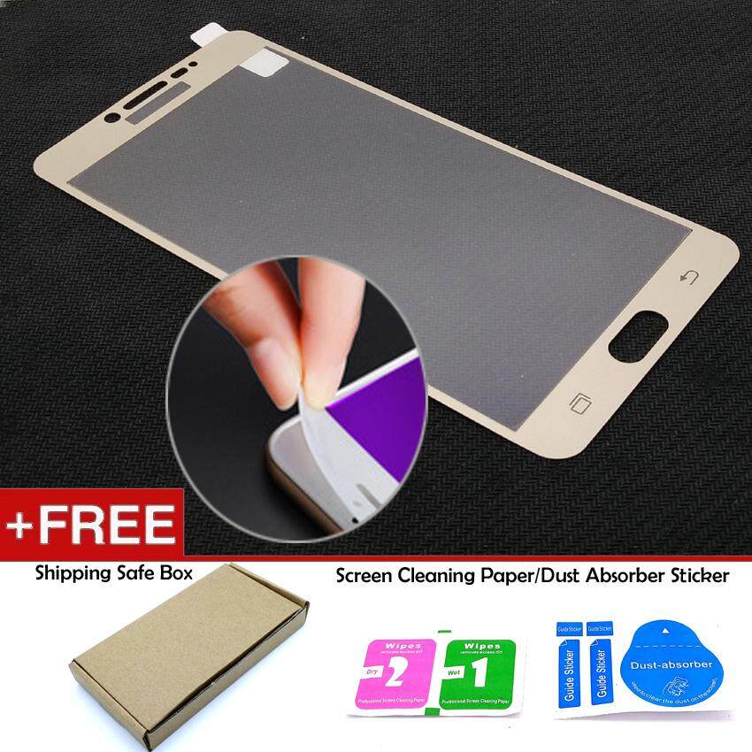 Features 3d Soft Edge Blue Light Resistant Full Screen Tempered