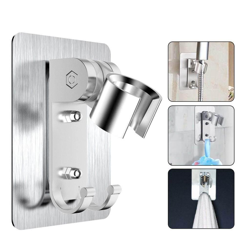 Shower Pemegang Kepala Rak Bracket dengan Cangkir Penyedot Dinding Pengganti Penahan Shower untuk Kamar Mandi-InternasionalIDR66000. Rp 68.000