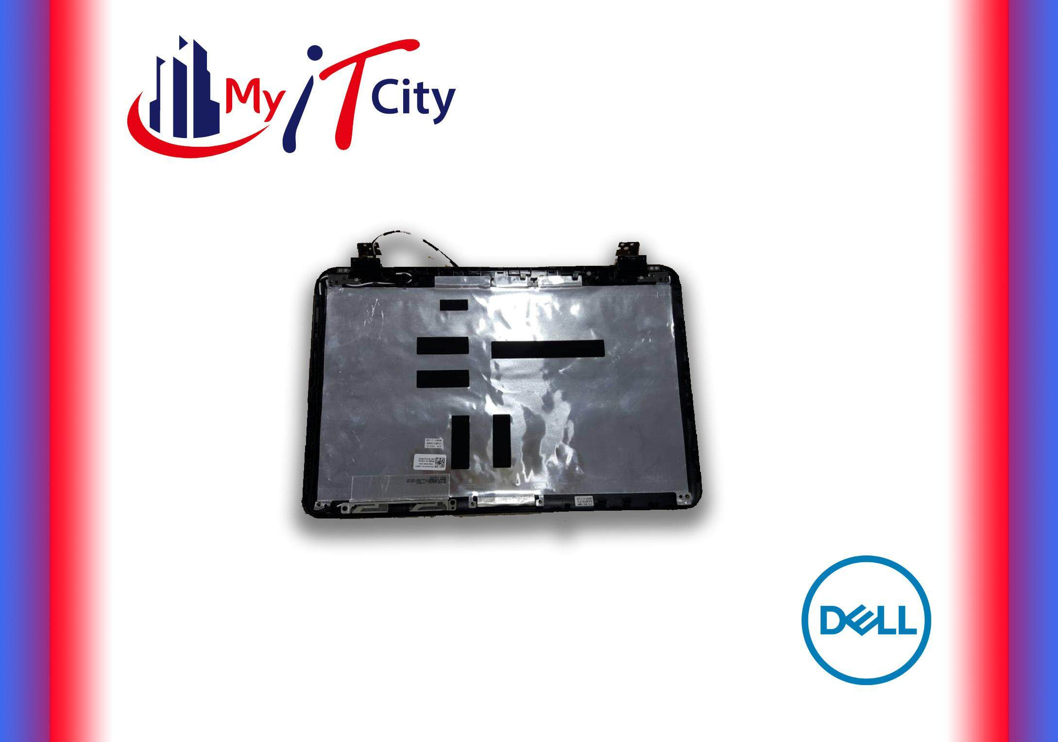 (Refurbished) Laptop LCD Top Cover For DELL Inspiron N3010 black - 022MYG Malaysia