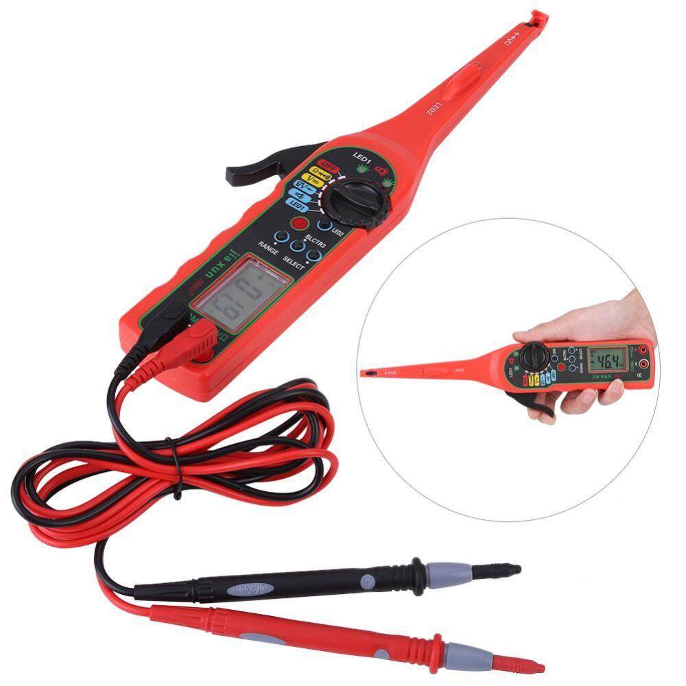 Car Security Accessories For Sale Safety Tools Online Brands New 6v 12v Auto Electrical Circuit Tester Garage Equipment Light Repair Multimeter Lamp Automotive Diagnostic Tool Red