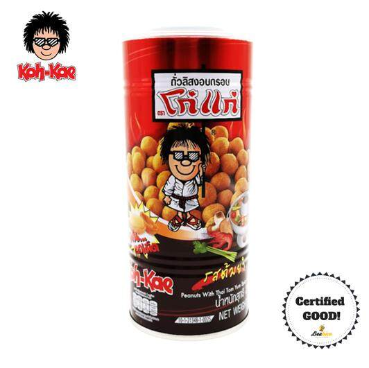 Koh Kae Tom Yum Flavor Coated Peanut 230g