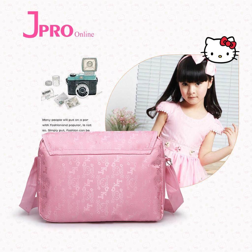 0bb57a0f68 Hello Kitty Large Size Tuition Bag Girl Bag Shoulder Bag
