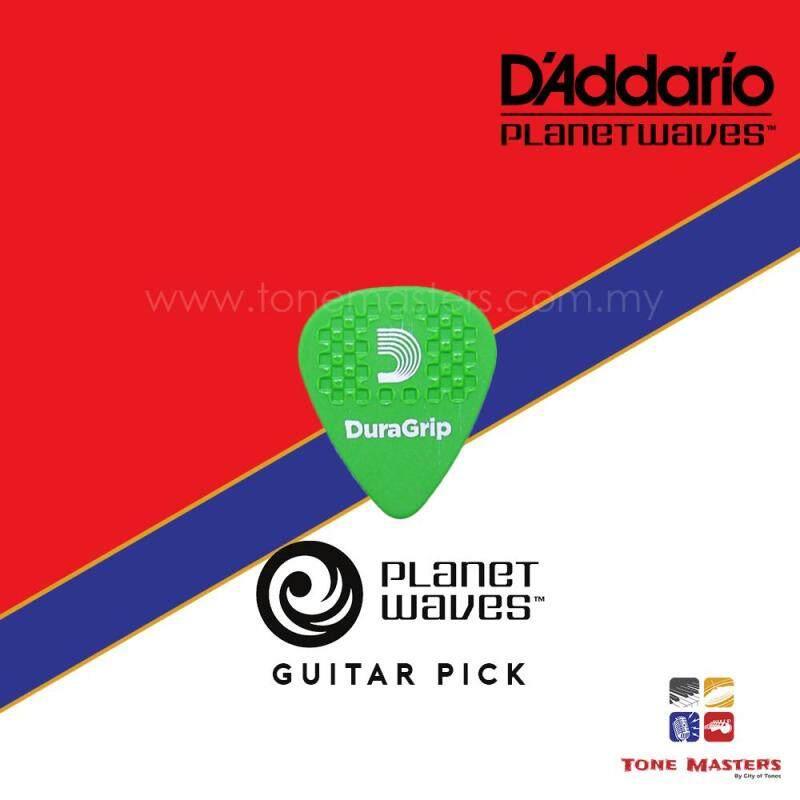 DAddario DuraGrip .50mm, .70mm, .85mm Guitar Pick, .85mm Malaysia