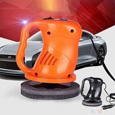 DC 12v Car Polishing Cleaning Waxing Machine Machine - Free 2pcs Sponge