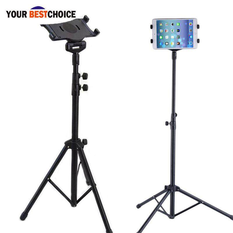 YBC Universal Multi-direction Floor Stand Tablet Tripod Mount Holder For 7-10 Inch