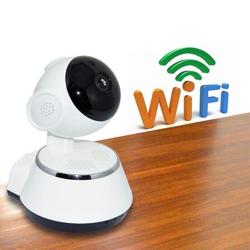 V380 HD 720P Mini IP Camera Wifi Wireless P2P Security Surveillance Camera  Night Vision IR Baby Monitor Motion Detection Alarm