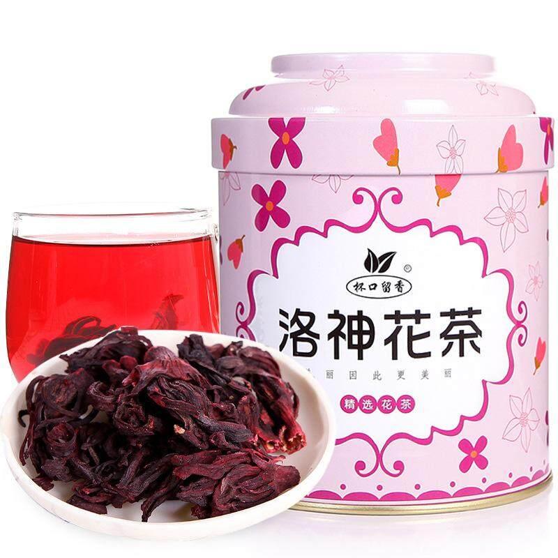 Luo Shen Hua Tea Cup Mouth Fragrant Tea Flowers New Rose Roselle Tea Tea -100g - intl
