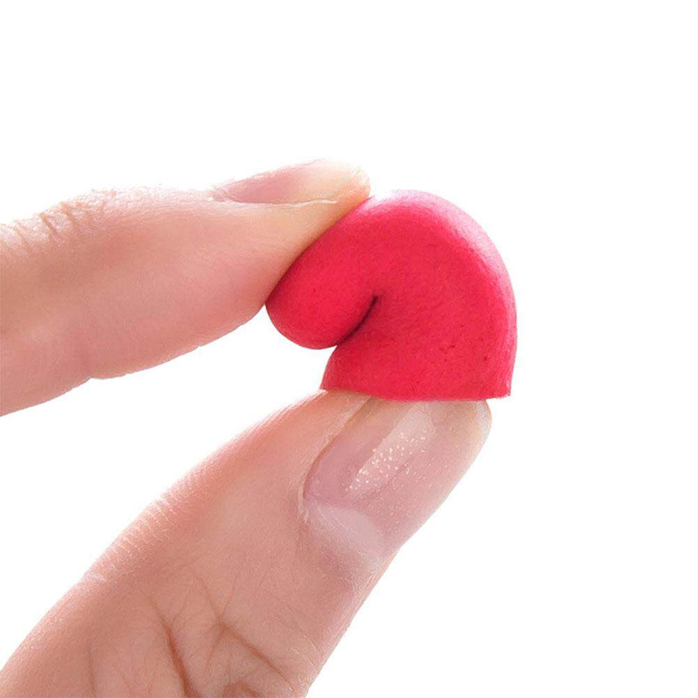 W-Toy Slow Rebound Sponge Ear Plugs Soft Ear Plugs Tapered Travel Sleep Noise Prevention Earplugs By Wonderful Toy.