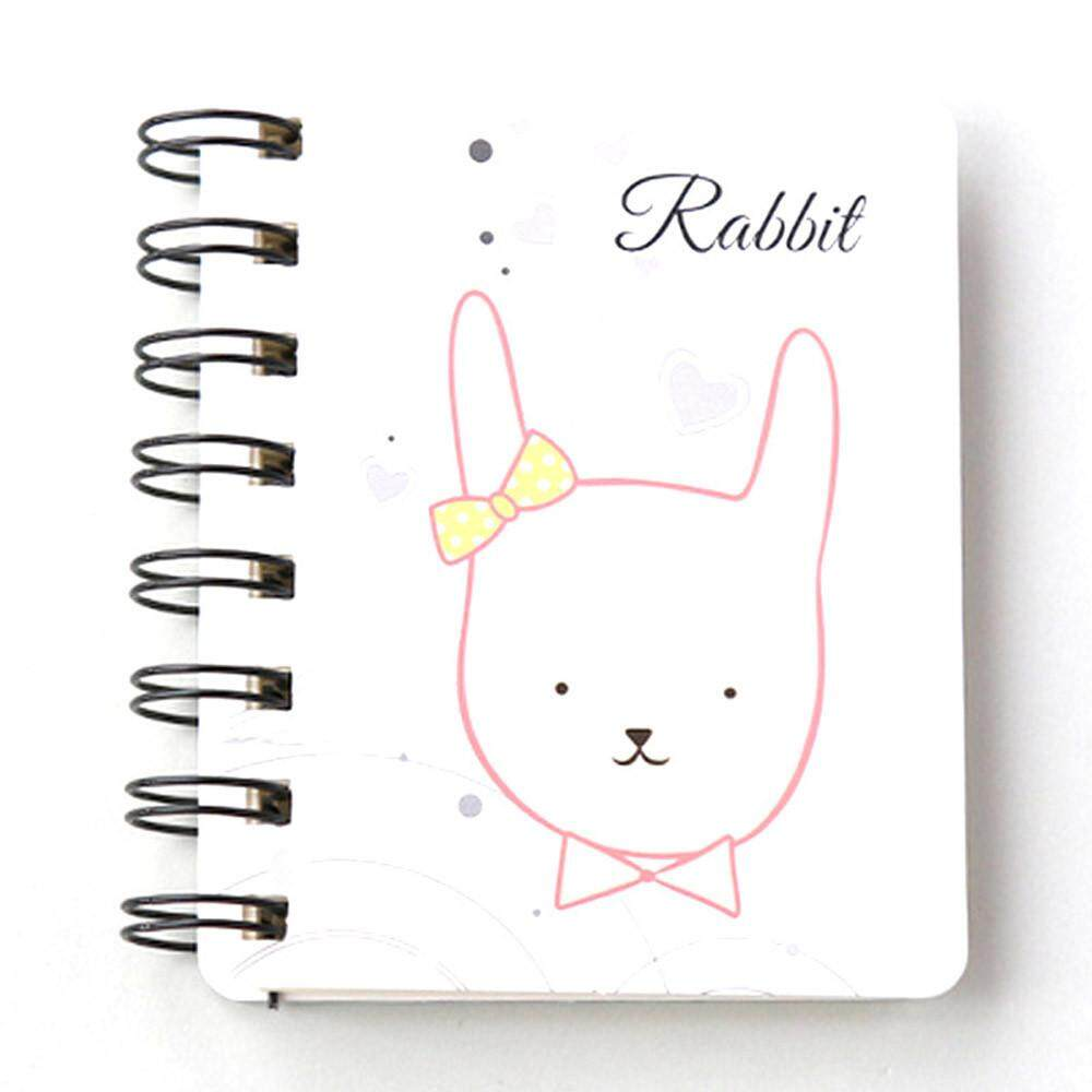 Docesty Children Cute Animal Paper Blank Page Notebook Note Book Journal Diary Notepad A