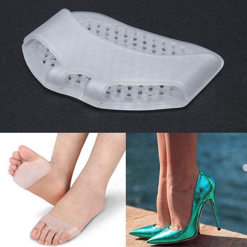 Gracekarin Online 1 Pair Metatarsal Sore Ball of Foot Pain Cushions Pads Insoles Forefoot Support