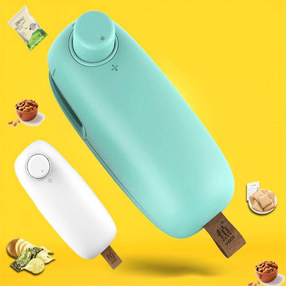 Mt Mini Makanan Panas Mesin Penyegel Plastik Portable Impuls Tas Kemas Sealer Panas