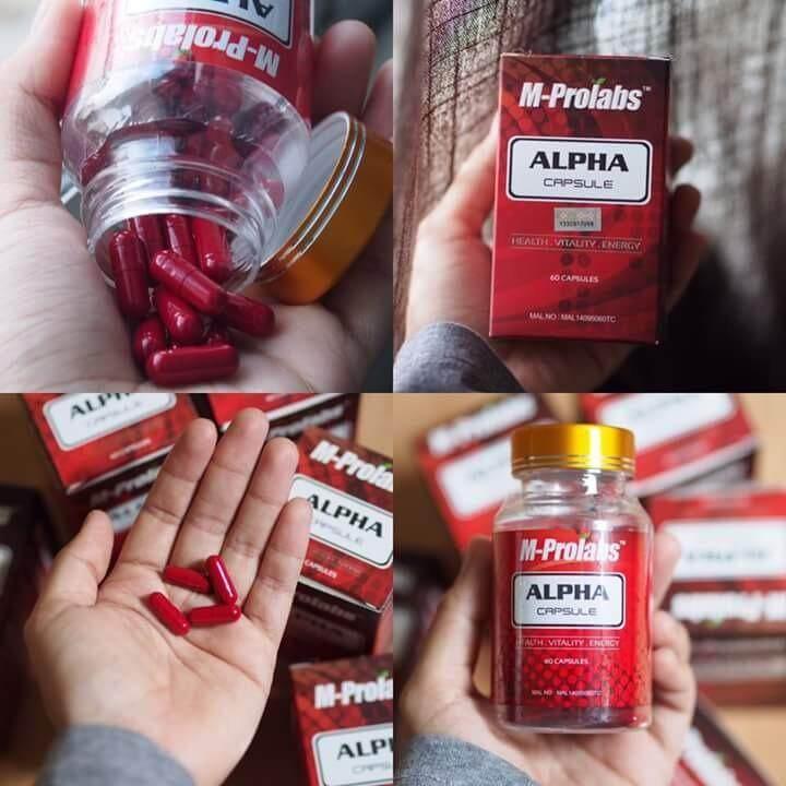 M-Prolabs Alpha Men's Health Capsule 60 Capsules Best Seller