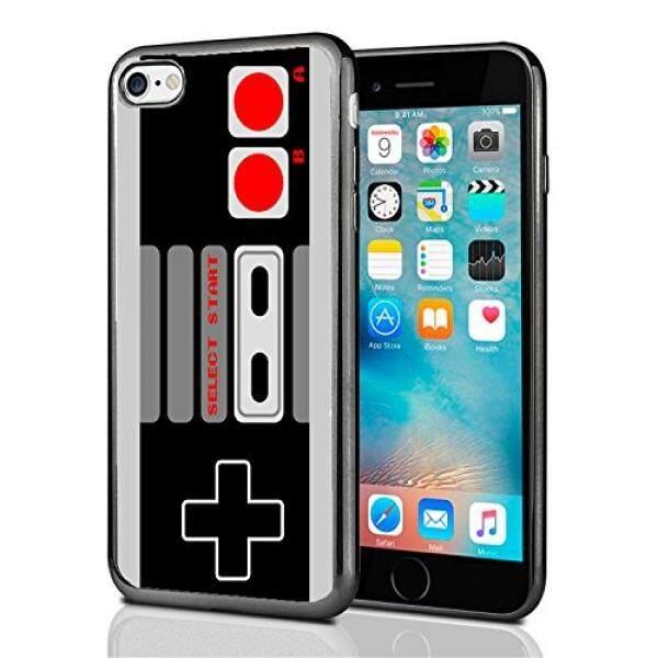 Smartphone Case S Sekolah Tua Pengendali Game untuk iPhone 7 (2016) & iPhone 8 (2017) case Cover Atom Pasar-Intl