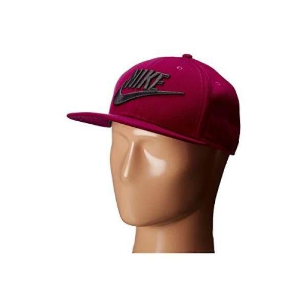 0eb87025e3f Nike Mens Nike Futura True 2 Adjustable Snapback Hat True Berry Black  584169-436 - intl Philippines