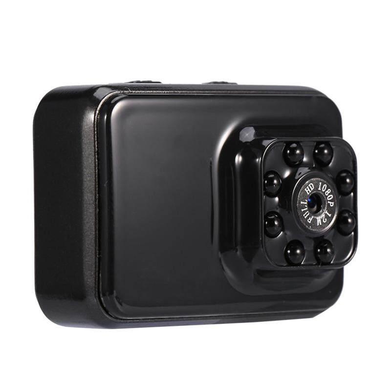 Mini Camera Hd 1080p Camera Usb 2.0 Port Night Vision Mini Camcorder Action Camera Dv Dc Video Voice Recorder Micro-Cameras Black By Yomichew.