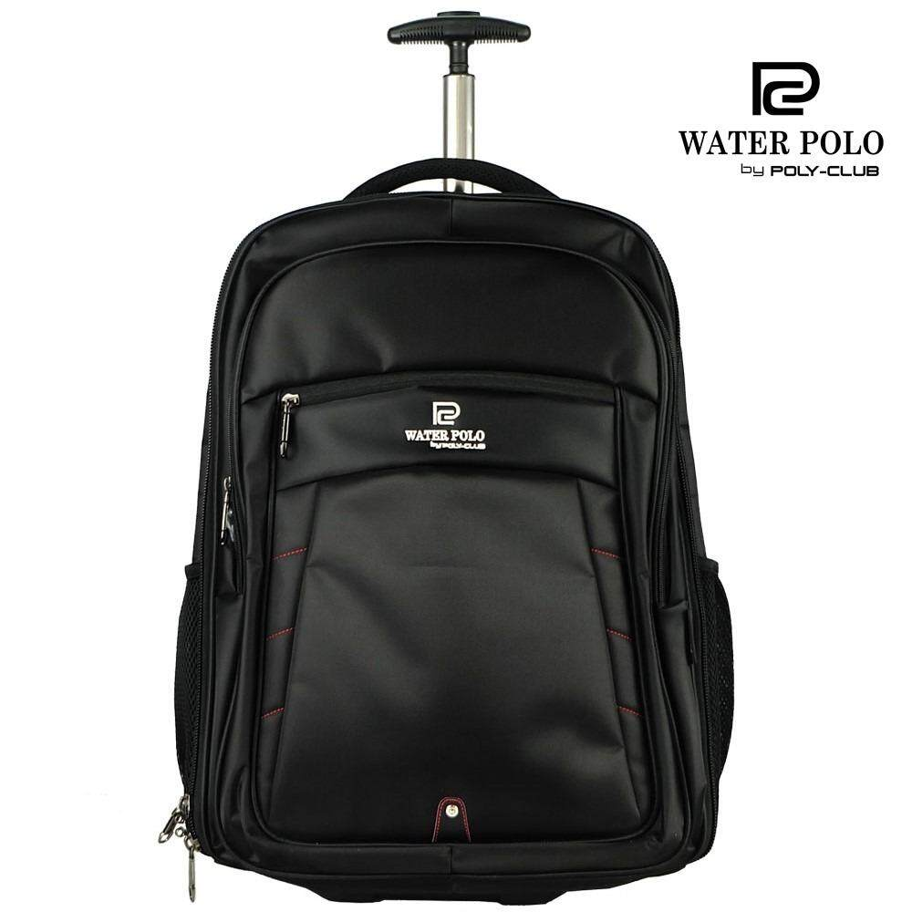 Waterpolo WN1808R - 21 inch T-Bar Trolley Backpack (Black)