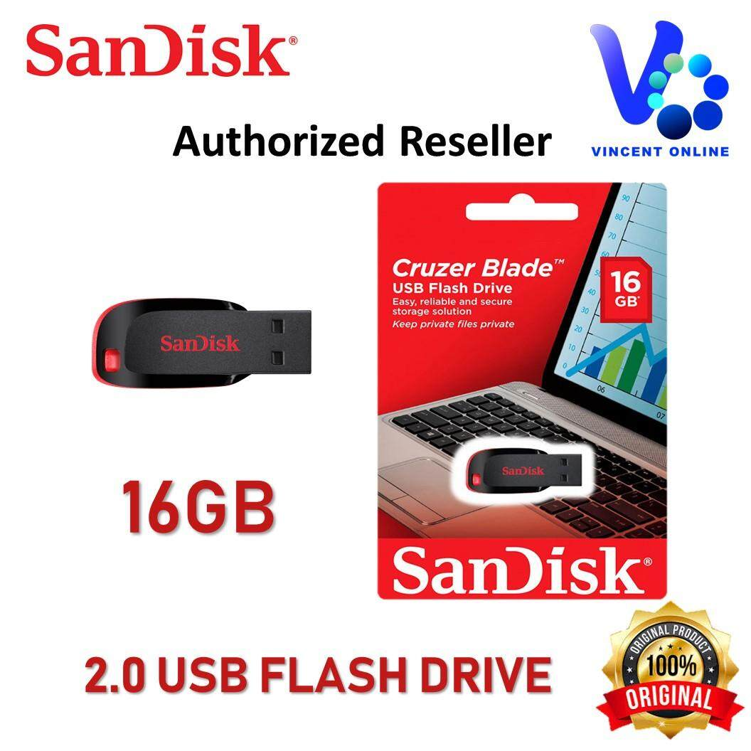 Features Sandisk Cz50 16gb Cruzer Blade Dan Harga Terbaru Info Usb Flash Drive