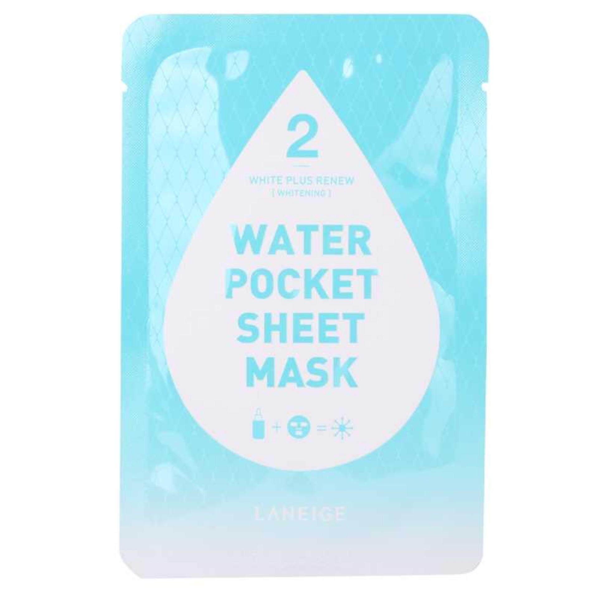 Sell Ab30118 Laneige White Cheapest Best Quality My Store Plus Renew Trial Kit 4 Items Myr 22 Water Pocket Sheet Mask 16ml Whiteningmyr22 29 Authentic Itemsmyr29