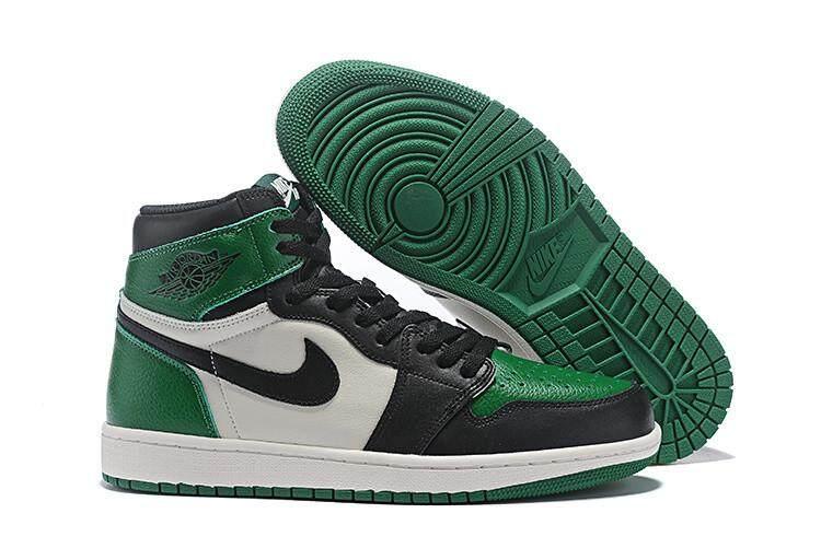 buy popular fff23 d3d0e Nike Official Michael Jordan 1 AJ (Size 40-45) MJ High Quality
